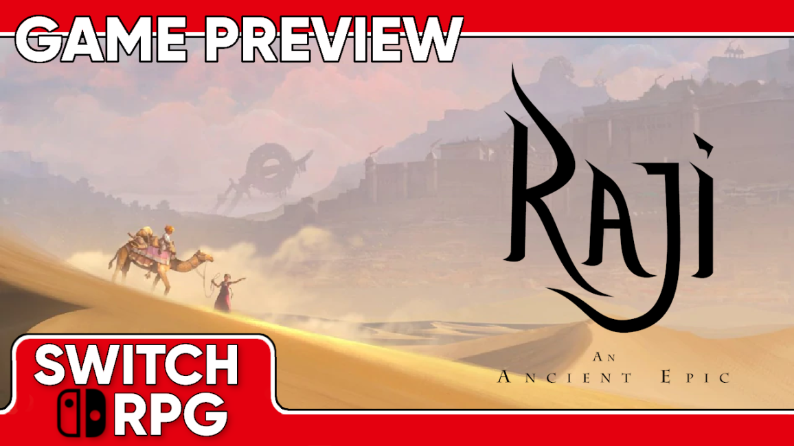 Raji: An Ancient Epic Demo Preview (Switch)
