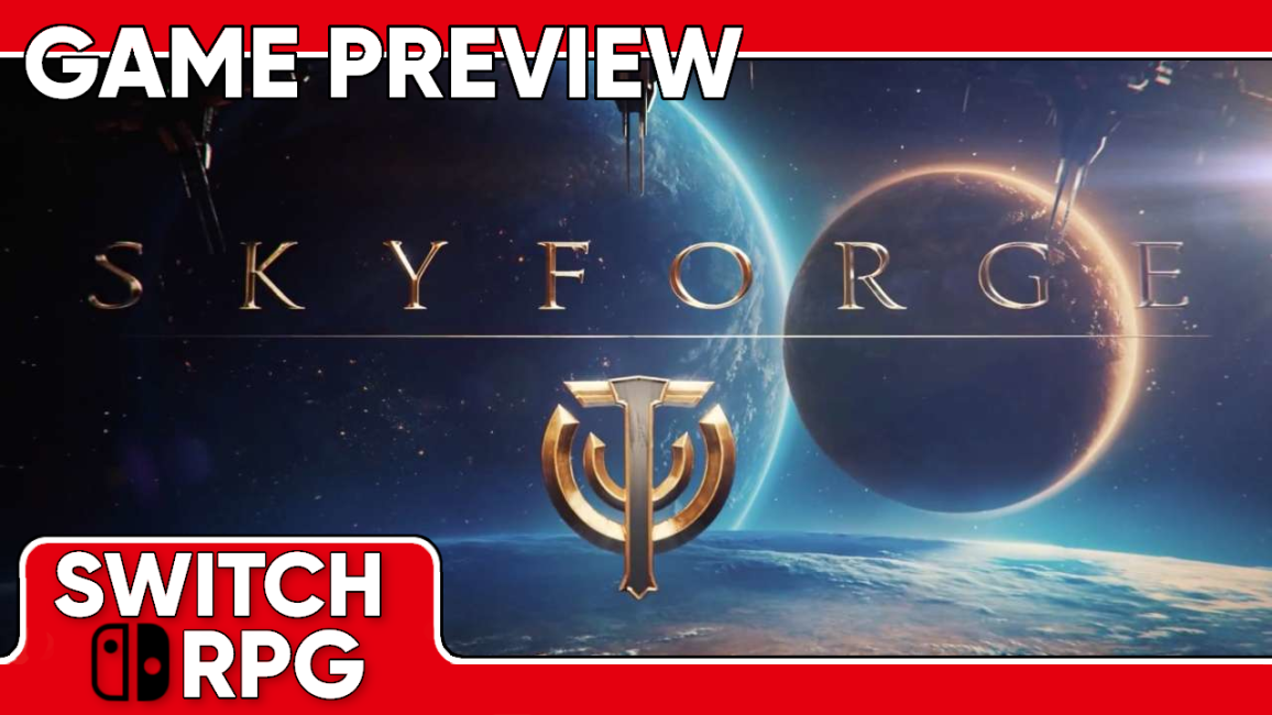 Skyforge Preview (Switch)