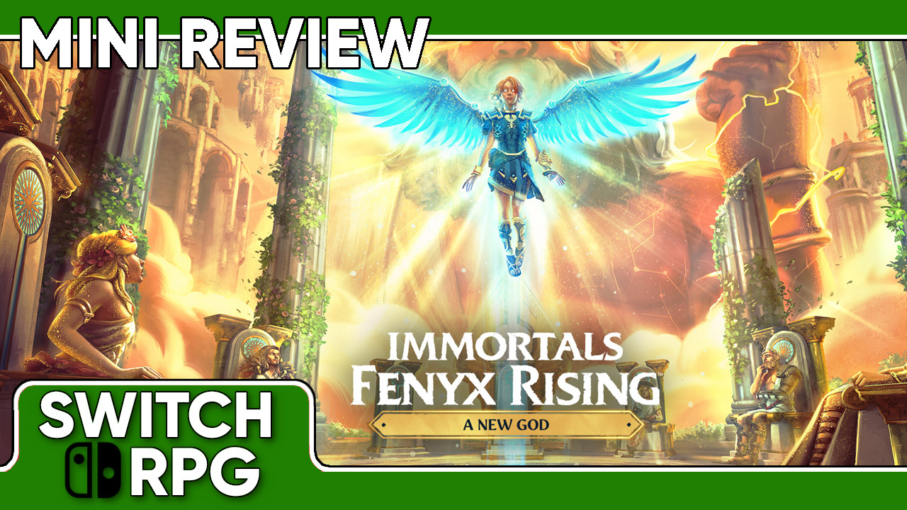 Immortals Fenyx Rising: A New God Mini Review (Switch)