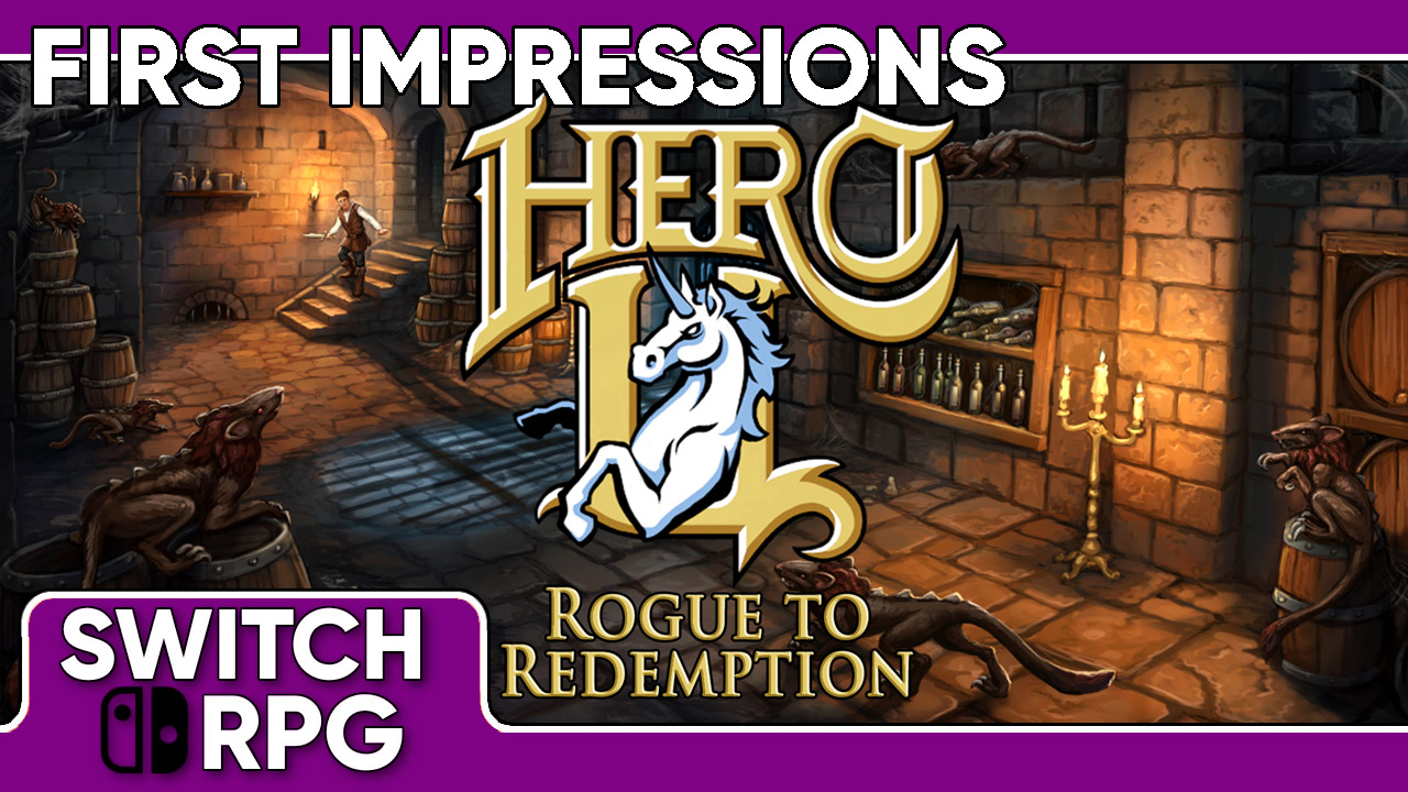 Libra: Hero-U: Rogue to Redemption (Switch)