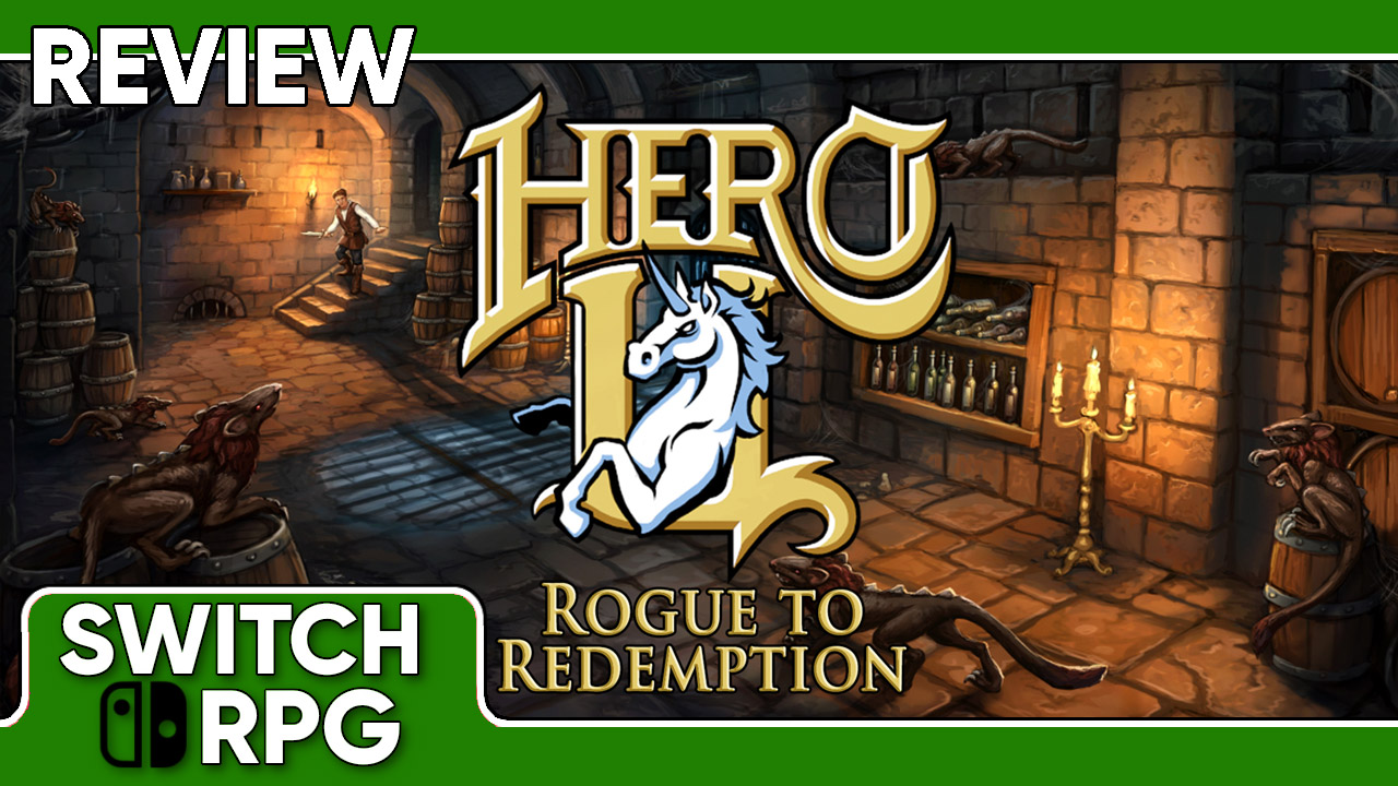 Hero-U: Rogue to Redemption Review (Switch)