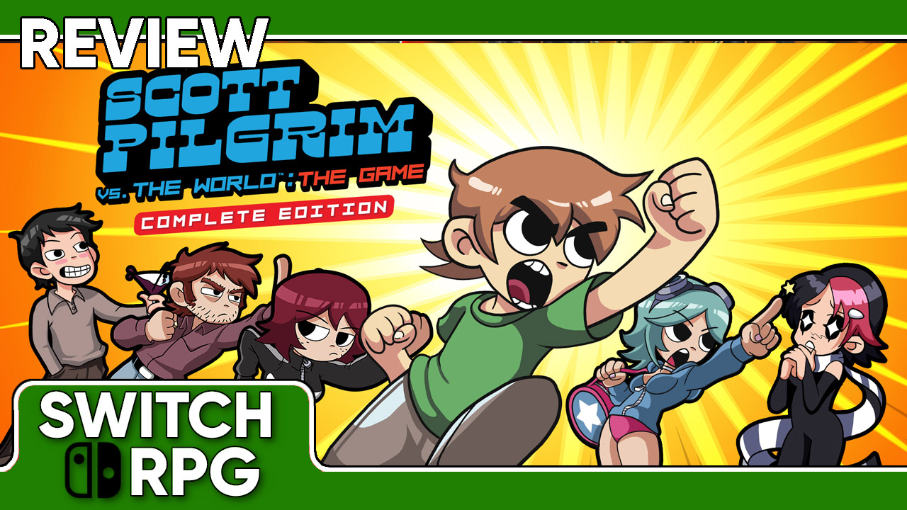Scott Pilgrim vs. the World: The Game - Complete Edition Review (Switch)