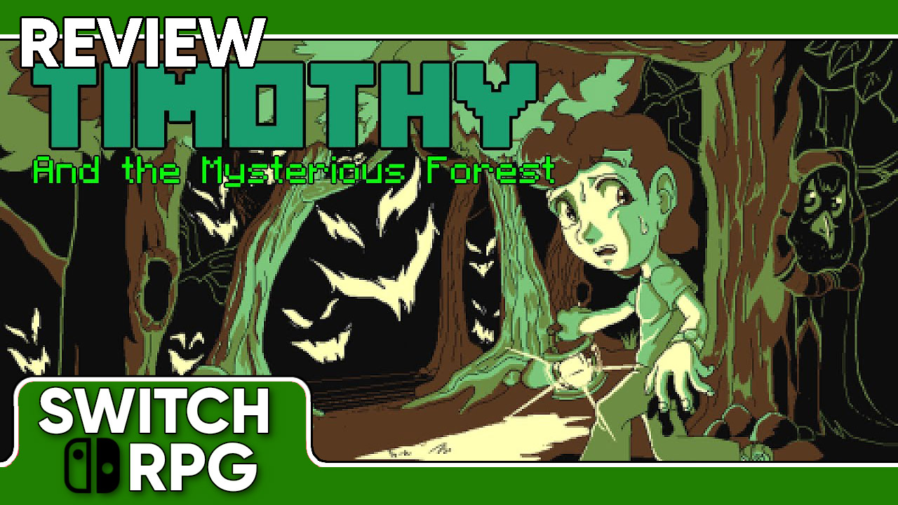Timothy and the Mysterious Forest Review (Switch)