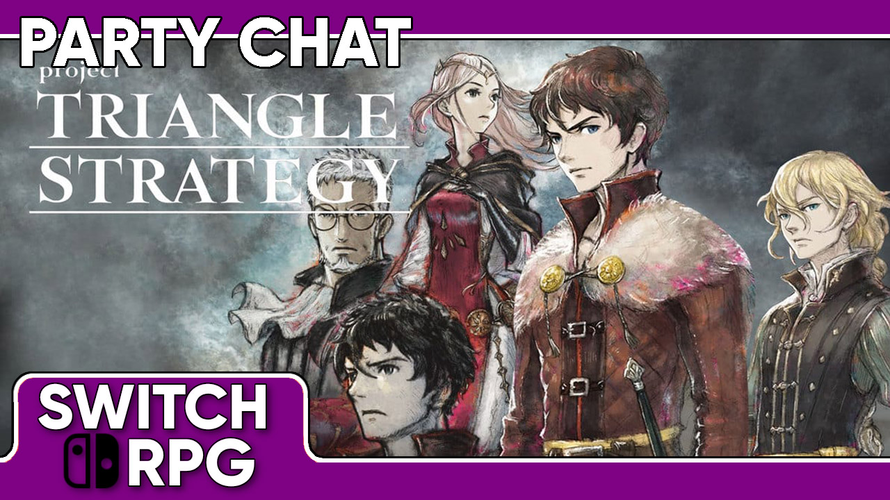 Party Chat: Project Triangle Strategy (Demo)