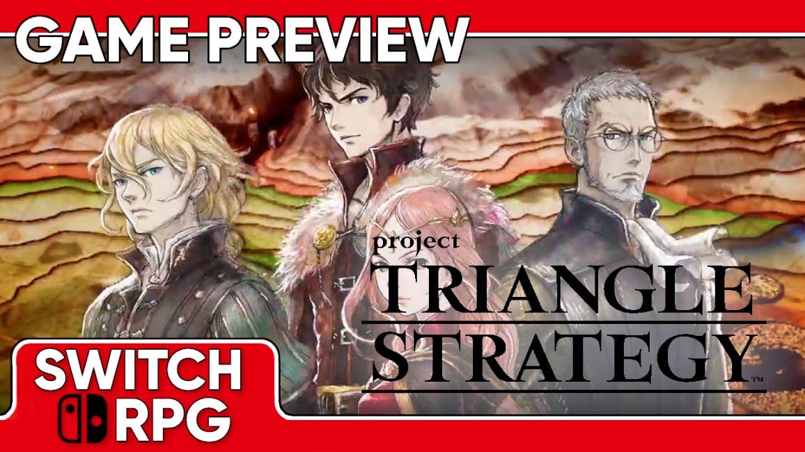 Project Triangle Strategy Demo Preview (Switch)