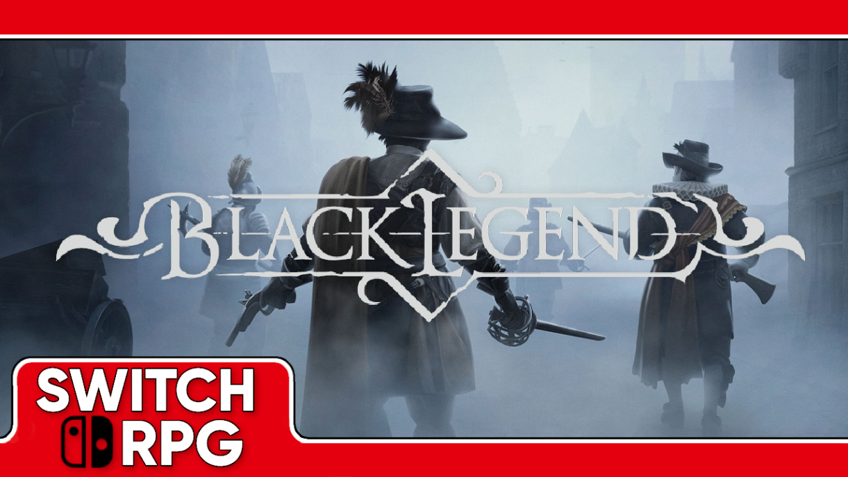 Let's Play Black Legend (Switch)