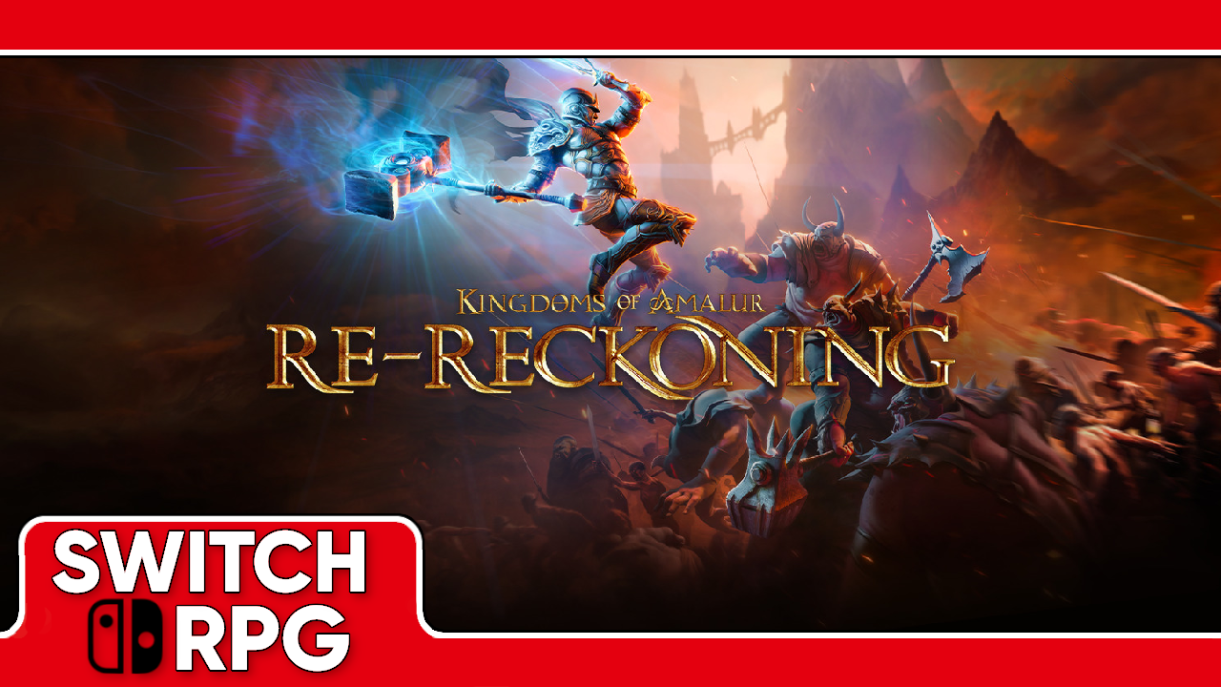 Let's Play Kingdoms of Amalur: Re-Reckoning (Switch)