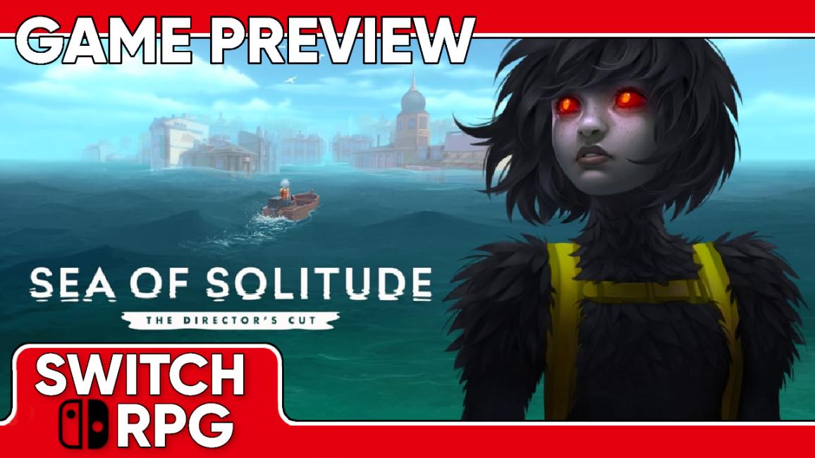 Sea of Solitude: The Director's Cut Preview (Demo) (Switch)