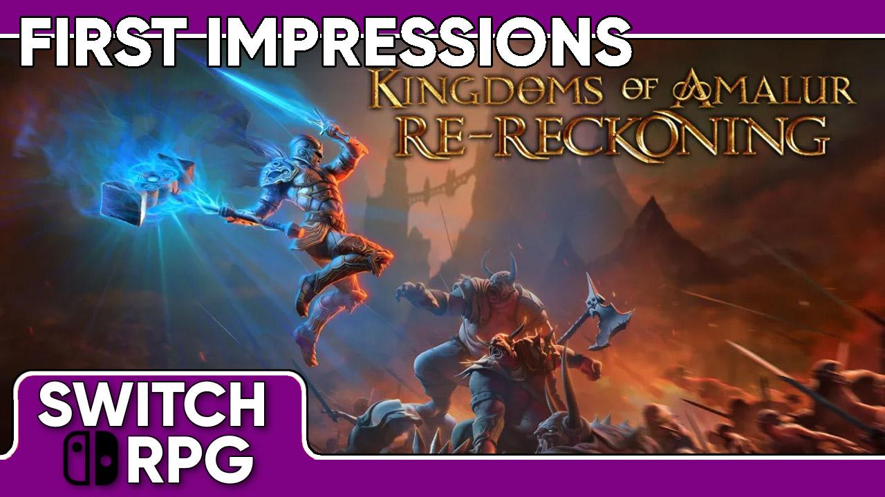 Libra: Kingdoms of Amalur: Re-Reckoning (Switch)