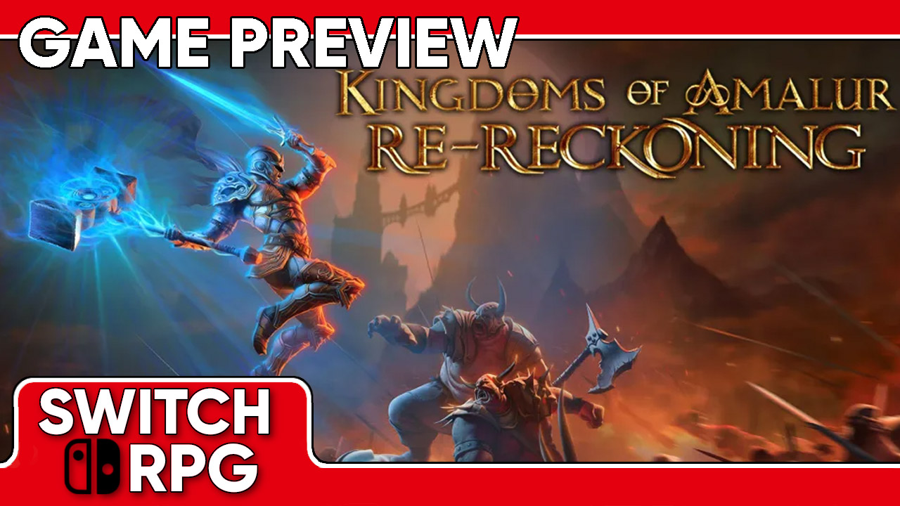 Kingdoms of Amalur: Re-Reckoning Preview (Switch)