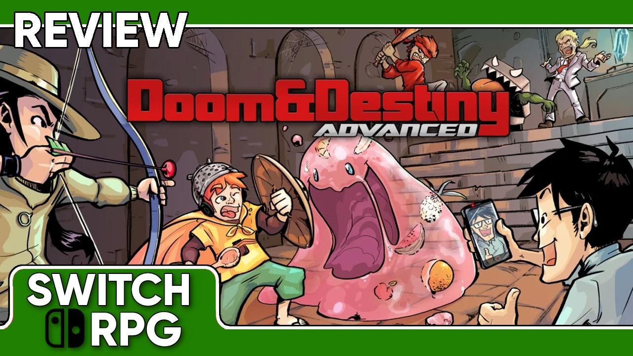 Doom & Destiny Advanced Review (Switch)