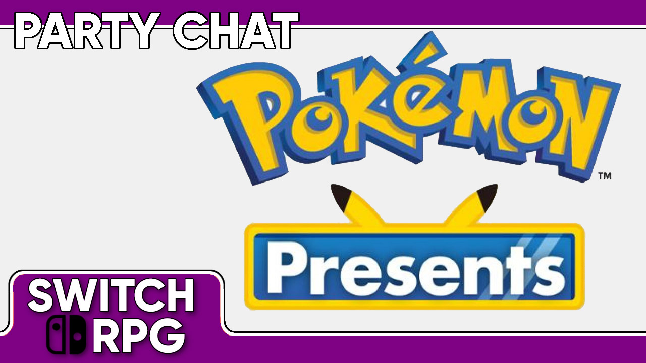 Party Chat: Pokemon Presents 2021