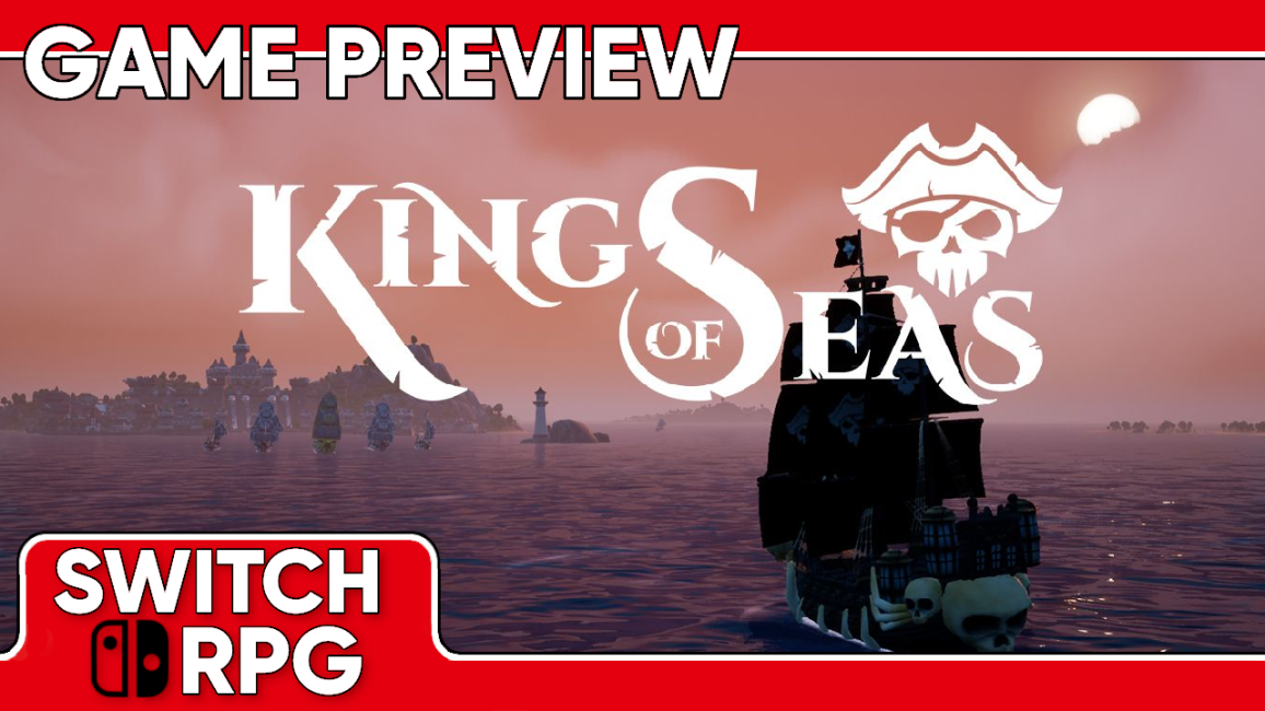 King of Seas Preview (Demo) (Switch)