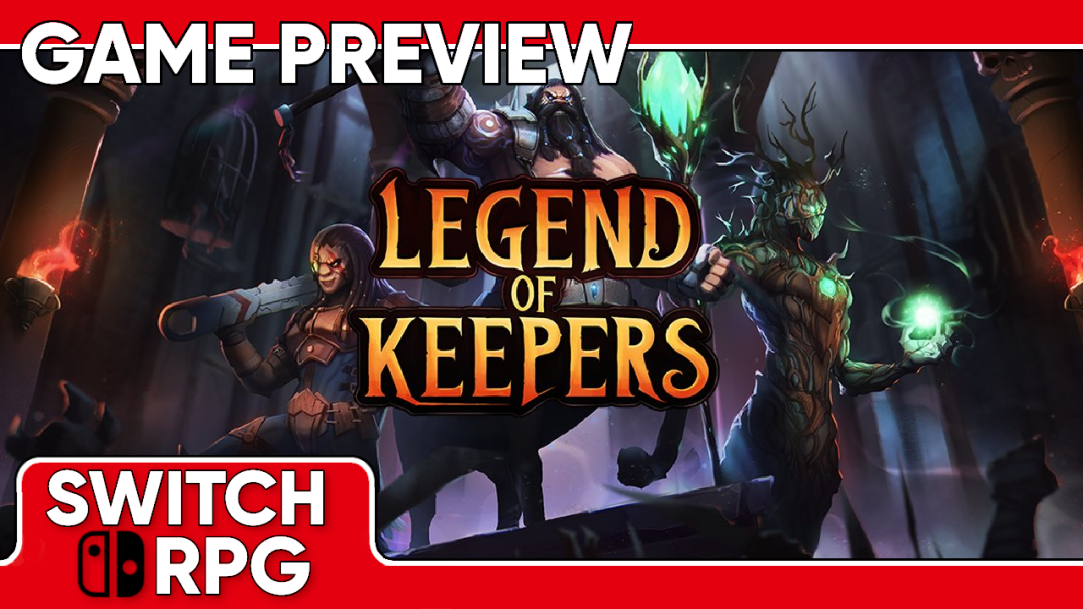 Legend of Keepers: Career of a Dungeon Manager Preview (Switch)