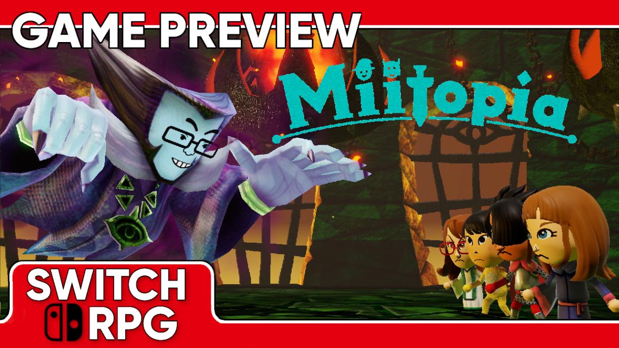 Miitopia Preview (Demo) (Switch)