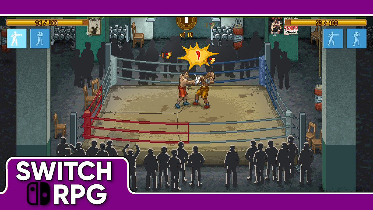 Boxing RPGs - The Underdog Adventures We Need