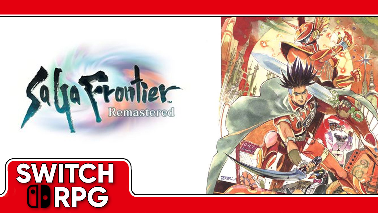 Let's Play SaGa Frontier Remaster (Red's Scenario) (Switch)