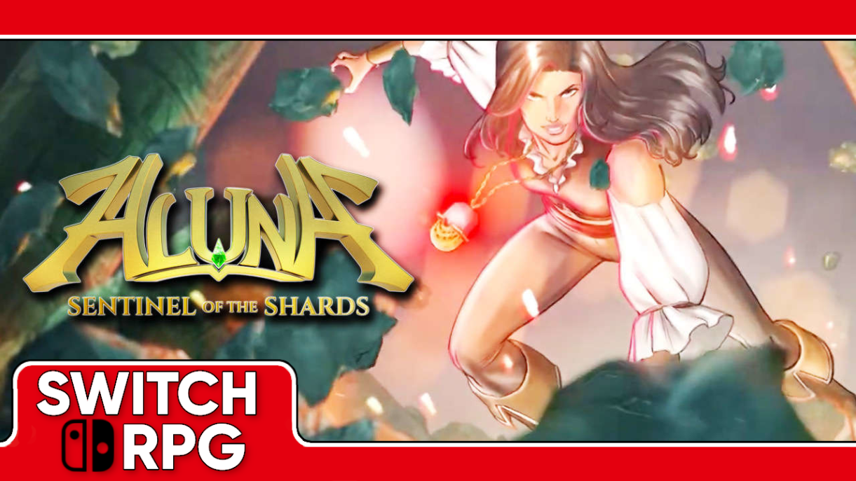 Let's Play Aluna: Sentinel of the Shards (Switch)