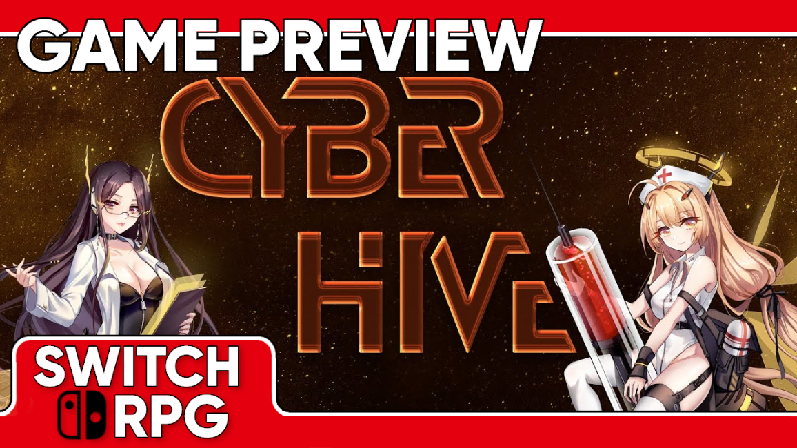 CyberHive Preview (Switch)