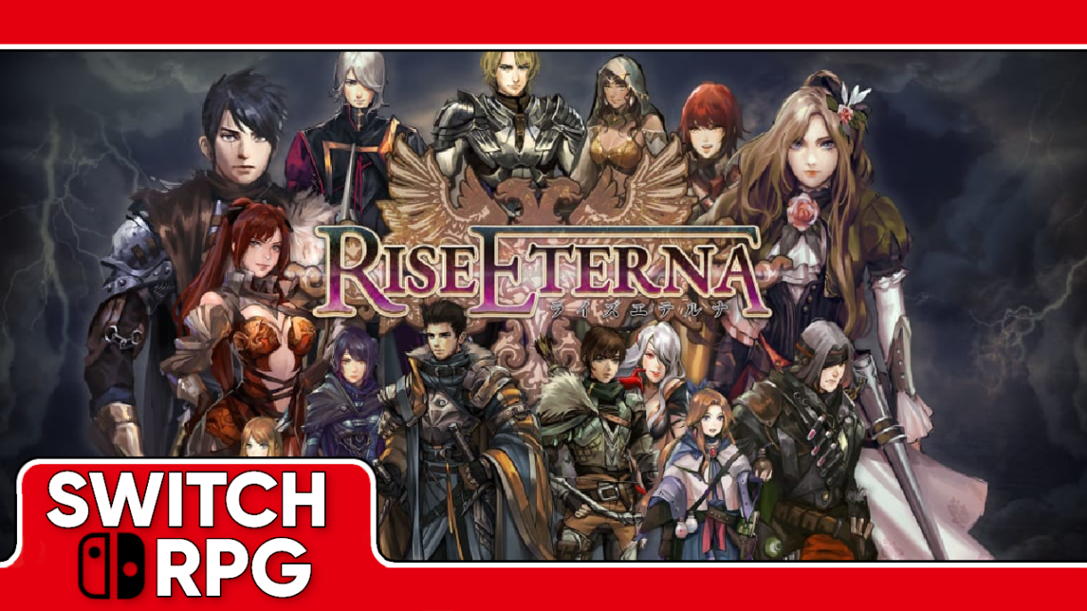 Let's Play Rise Eterna (Switch)