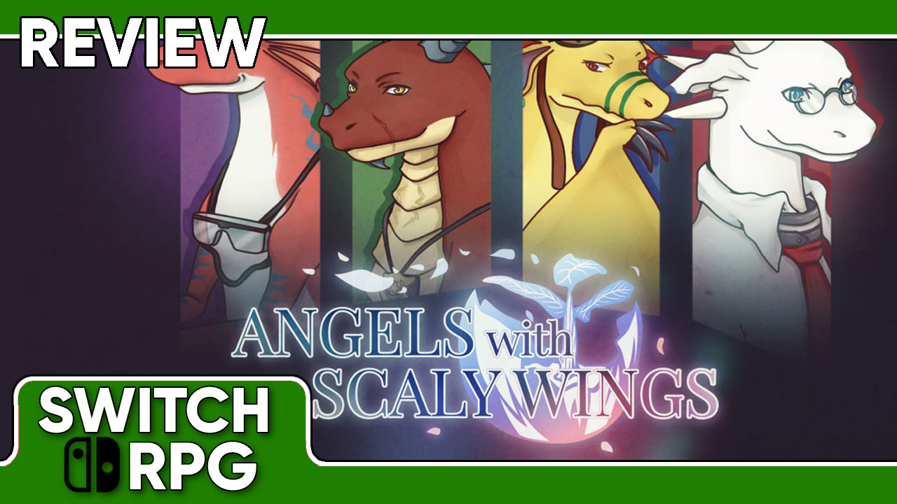 Angels With Scaly Wings Review (Switch)