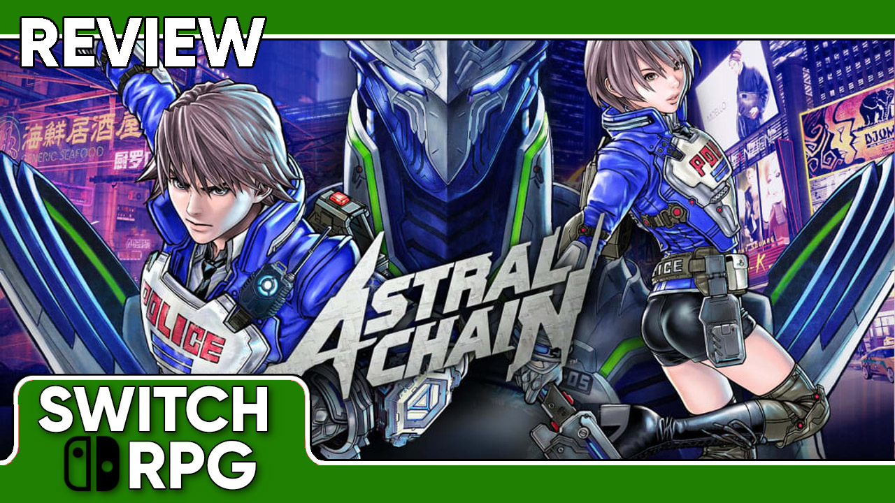 Astral Chain Review (Switch)