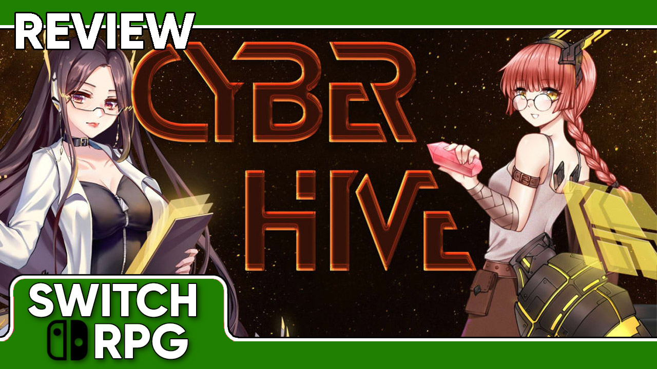 CyberHive Review (Switch)