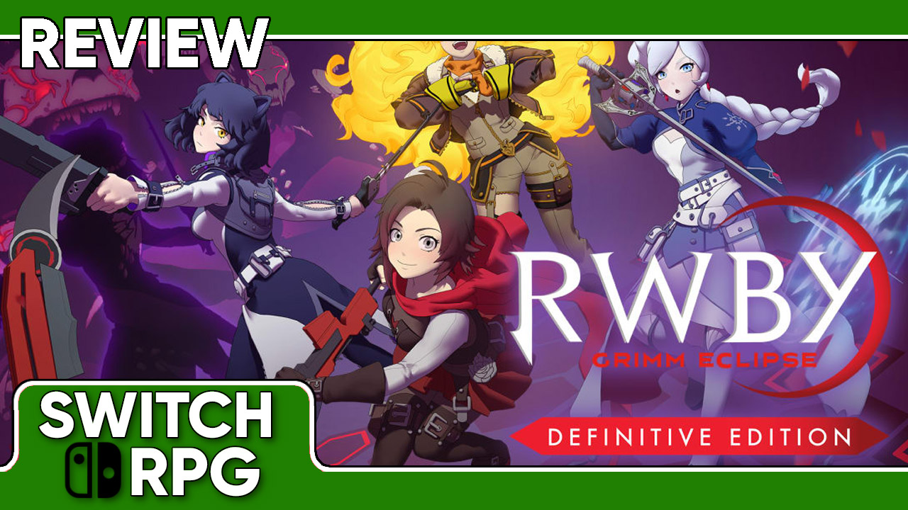 RWBY: Grimm Eclipse - Definitive Edition Review (Switch)