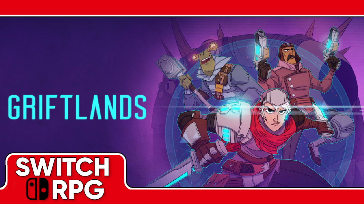 Let's Play Griftlands (Switch)