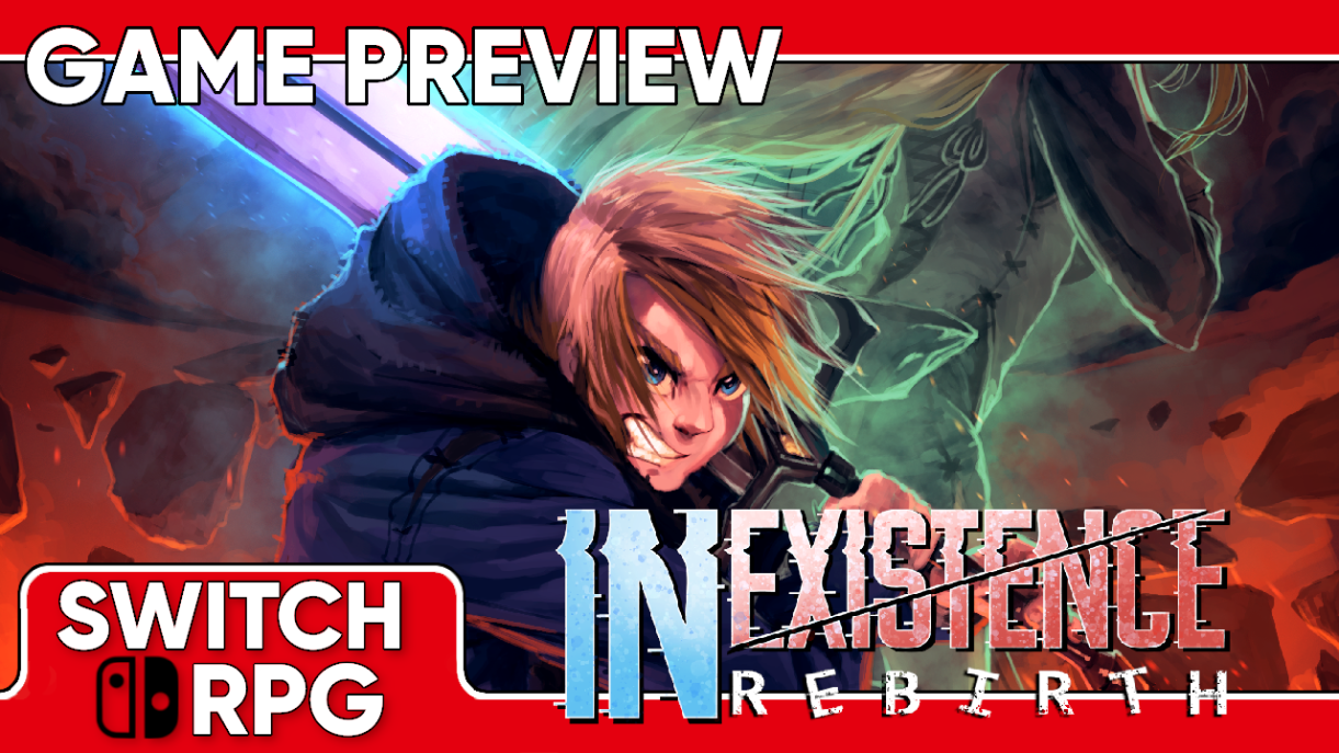 Inexistence Rebirth Preview (Switch)