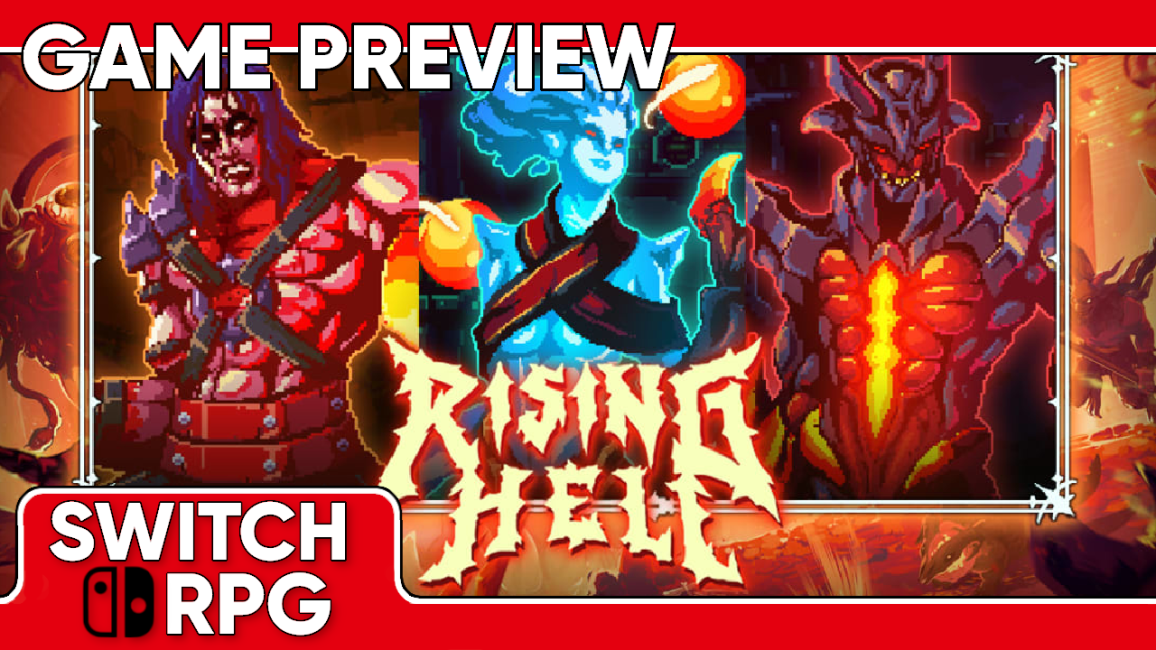 Rising Hell Preview (Switch)