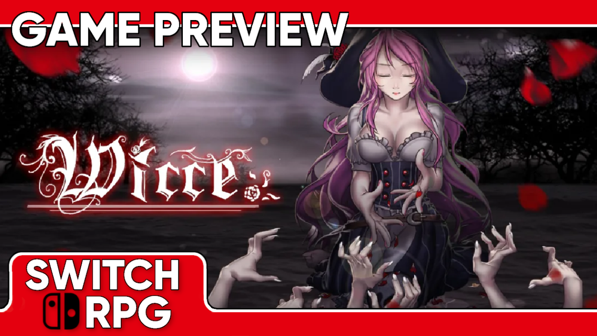 Wicce Preview (Switch)