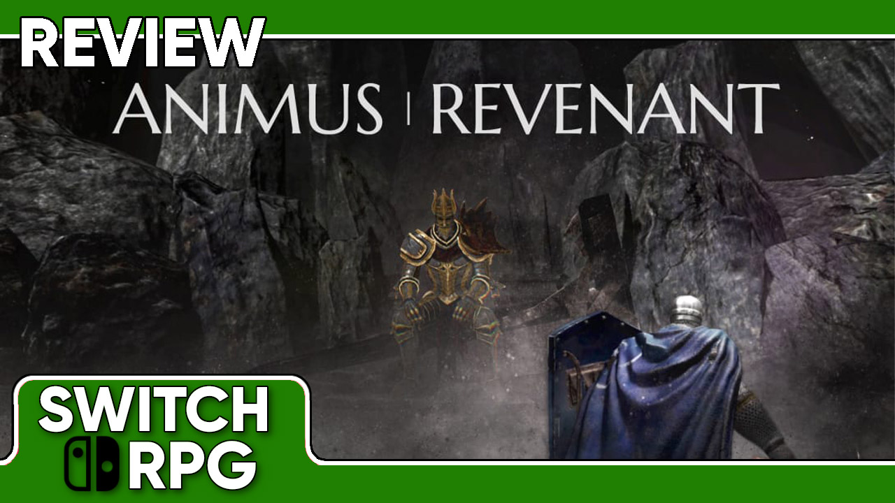 Animus: Revenant Review (Switch)