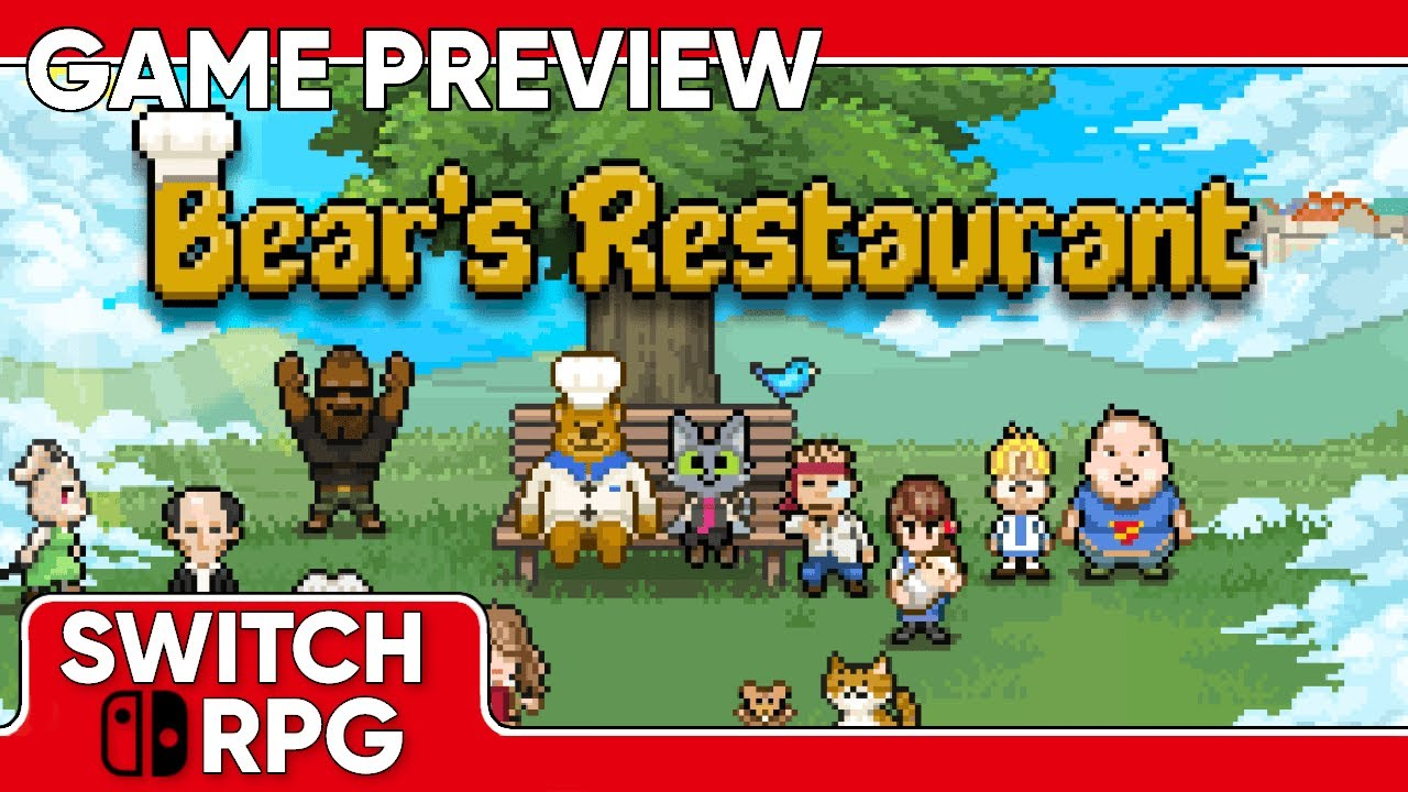 Bear's Restaurant Preview (Switch)