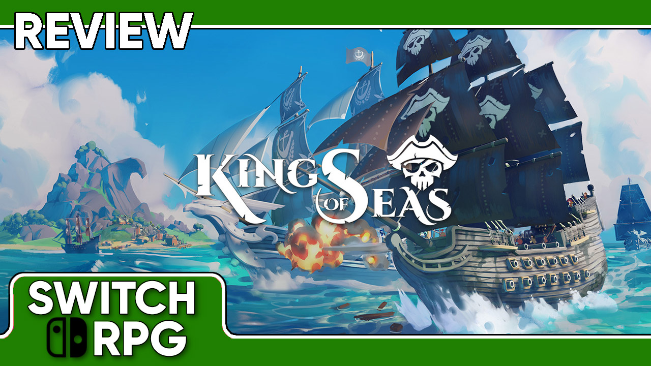 King of Seas Review (Switch)