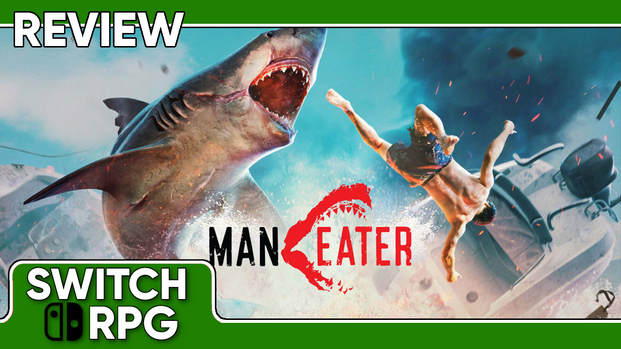 Maneater Review (Switch)