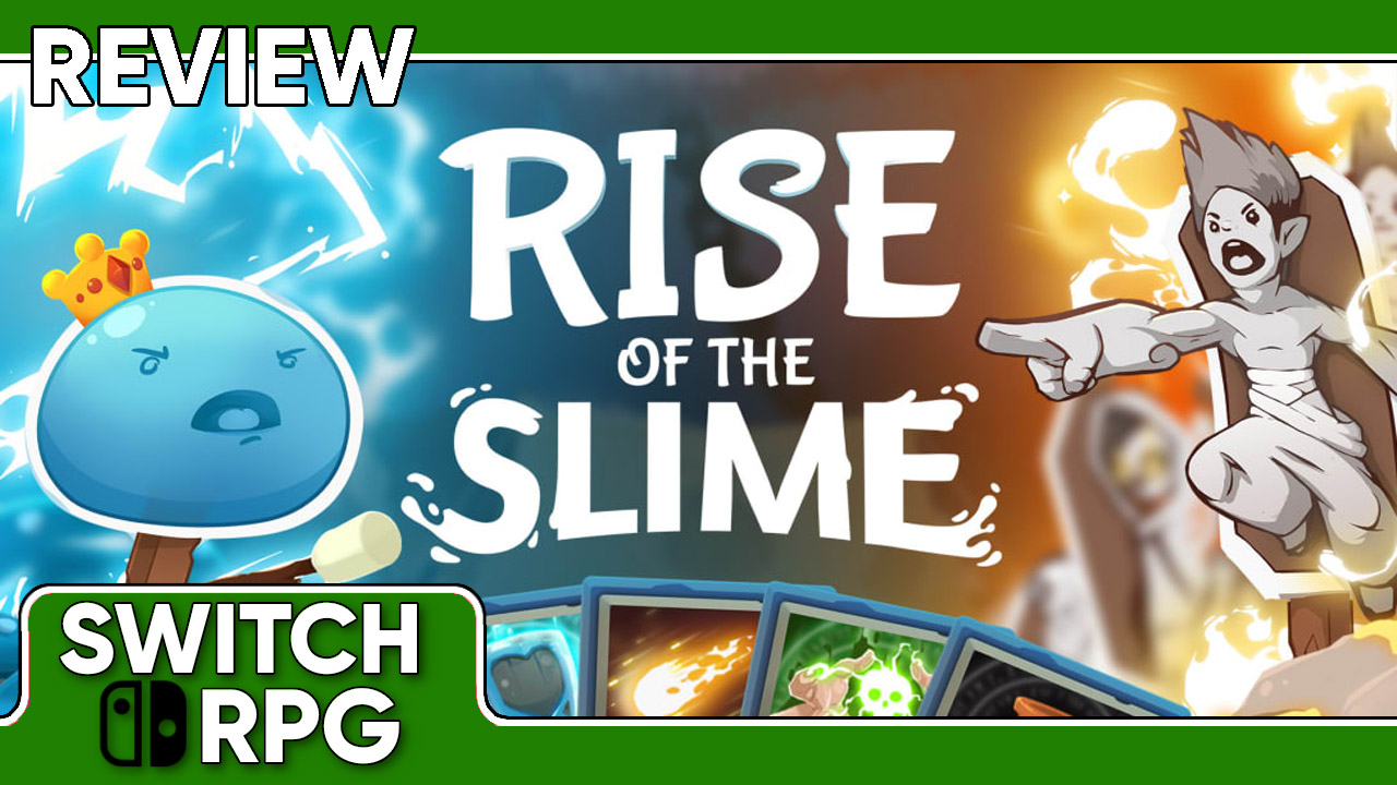 Rise of the Slime Review (Switch)