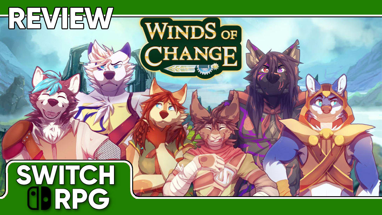 Winds of Change Review (Switch)