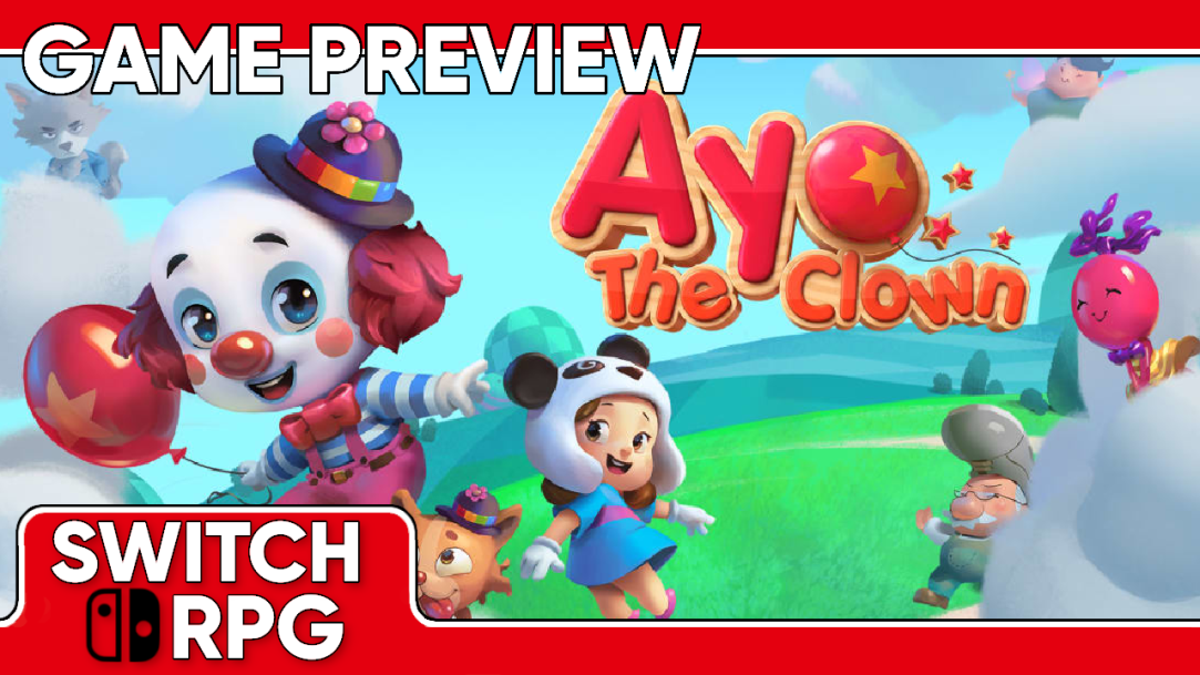 Ayo the Clown Preview (Switch)