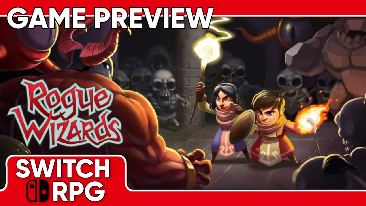 Rogue Wizards Preview (Switch)