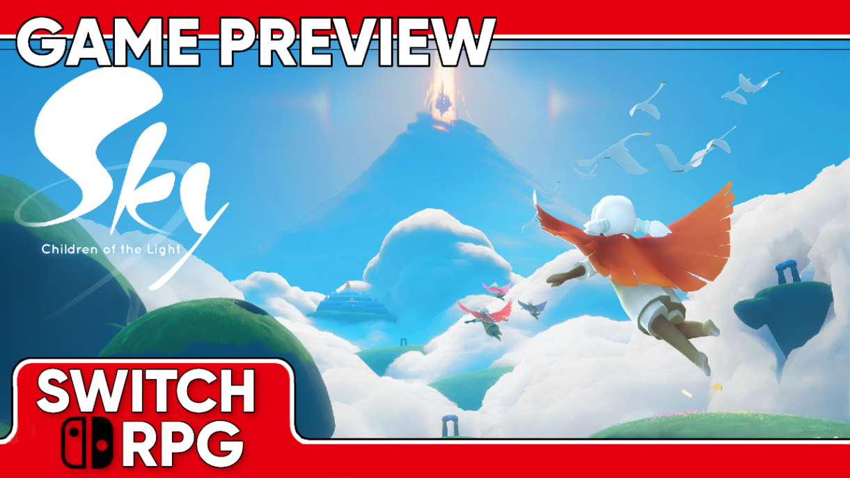 Sky: Children of the Light Preview (Switch)