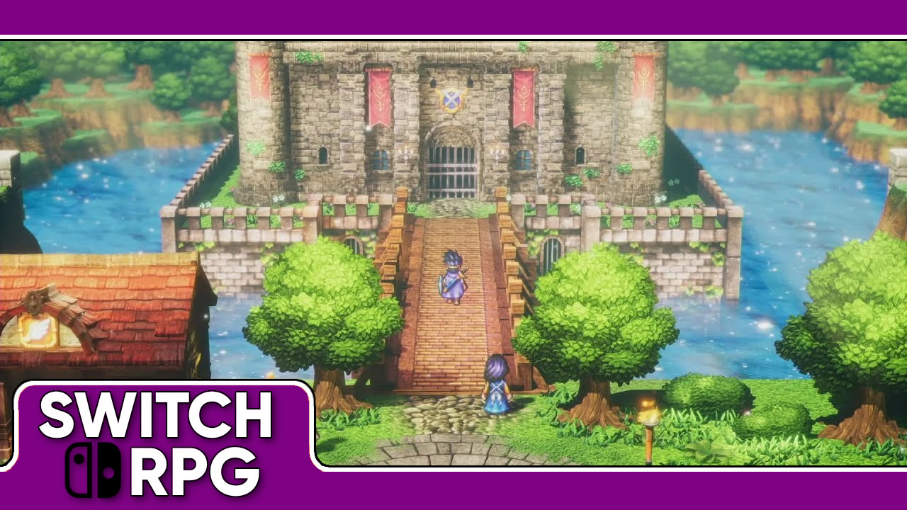 After Dragon Quest III, What's Next for HD-2D?