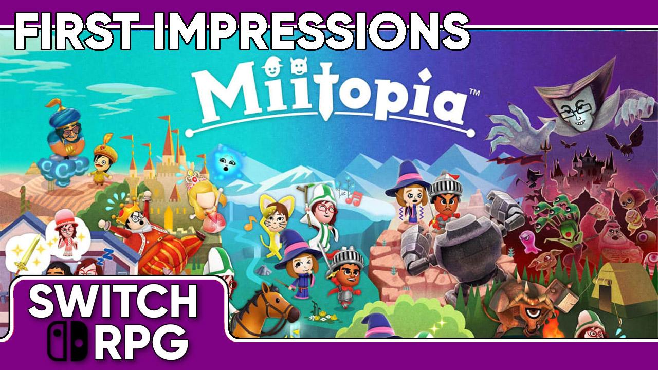 Libra: Miitopia (Switch)
