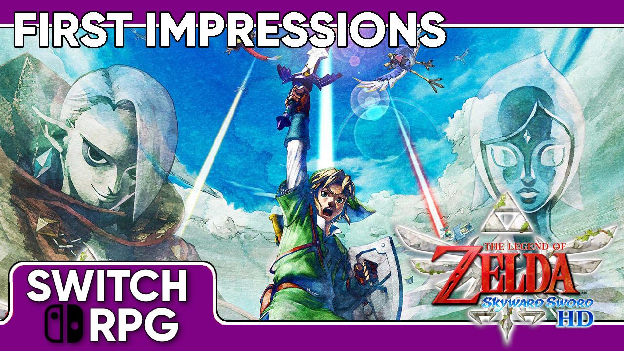 Libra: The Legend of Zelda: Skyward Sword HD (Switch)