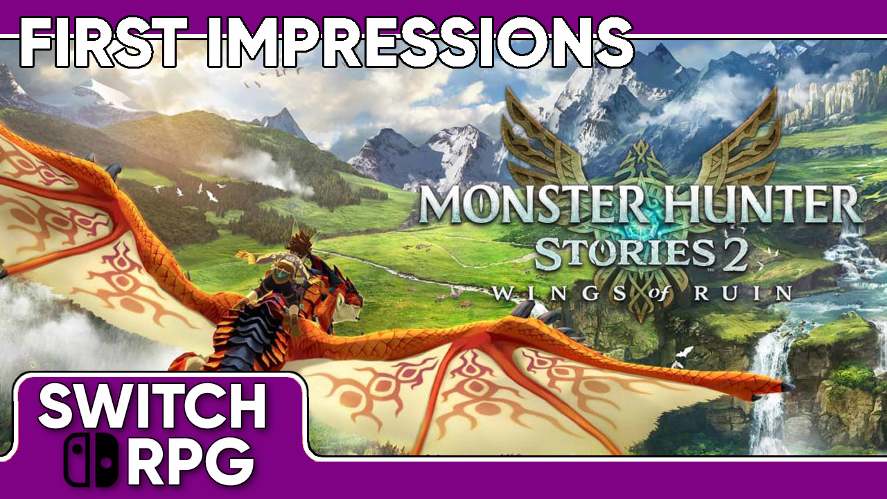 Libra: Monster Hunter Stories 2: Wings of Ruin (Switch)