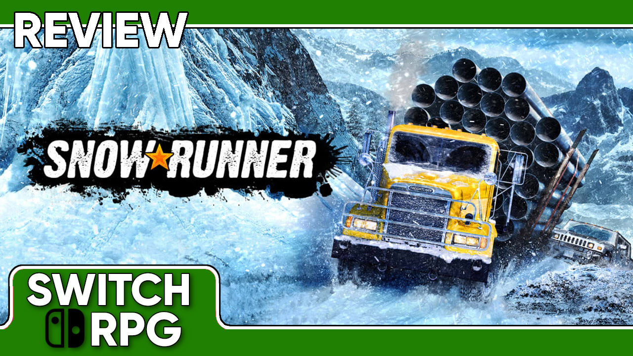 SnowRunner Review (Switch)
