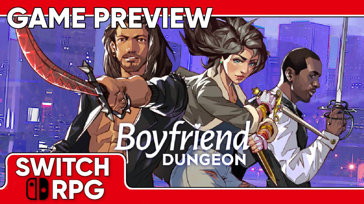 Boyfriend Dungeon Preview (Switch)