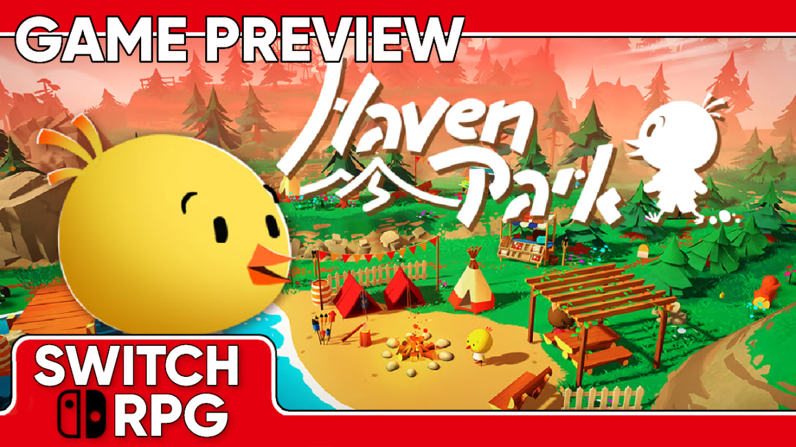 Haven Park Preview (Switch)