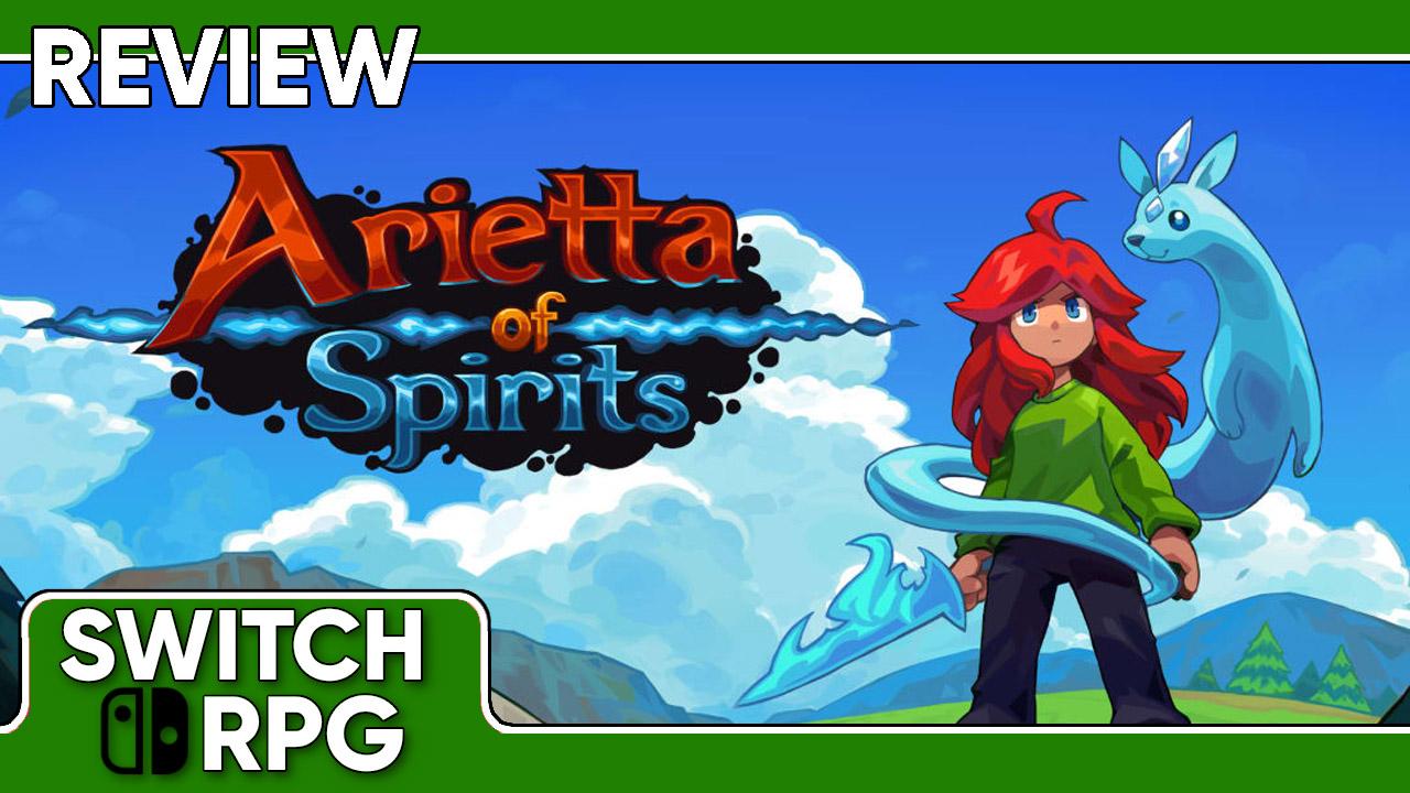 Arietta of Spirits Review (Switch)