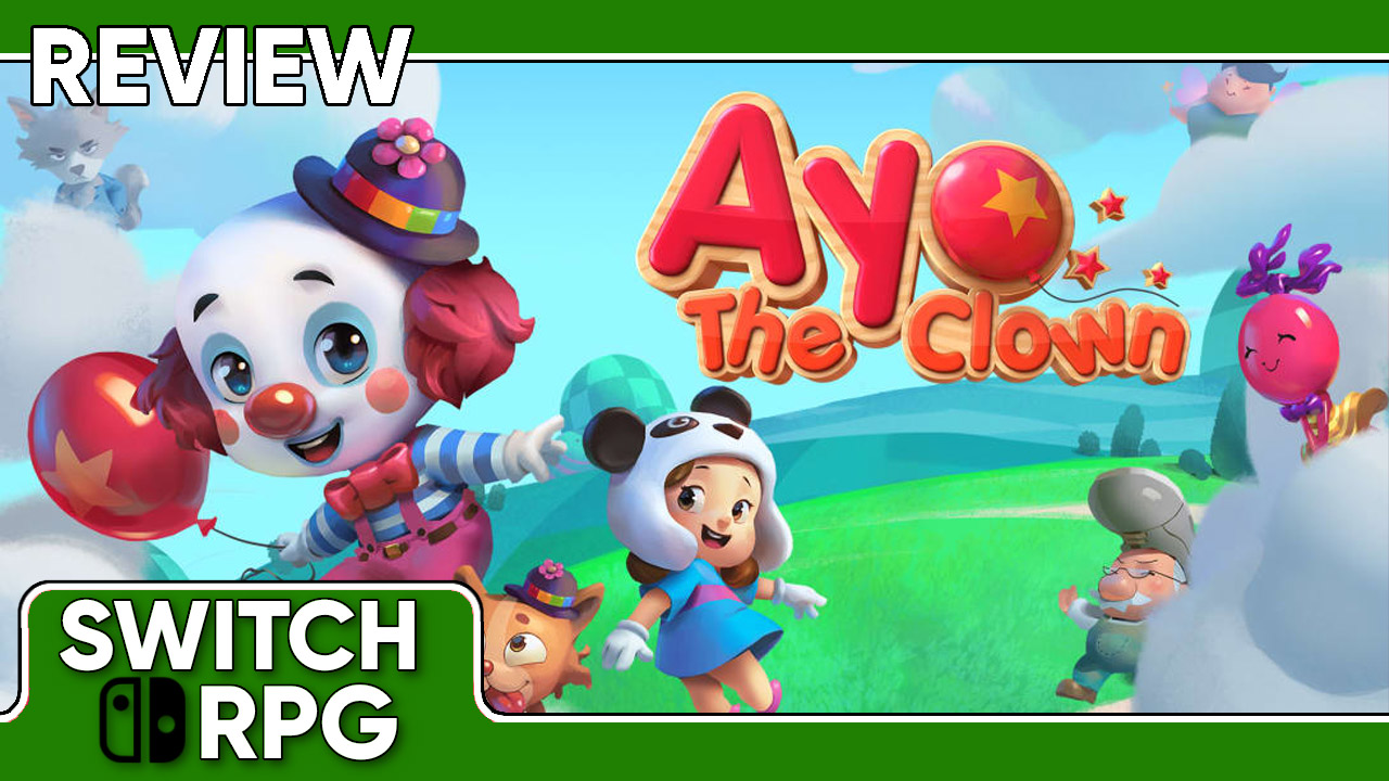 Ayo the Clown Review (Switch)